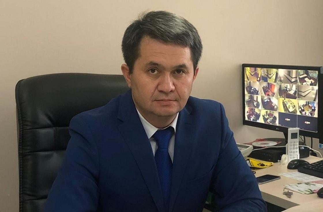 Назначен глава управления строительства Шымкента