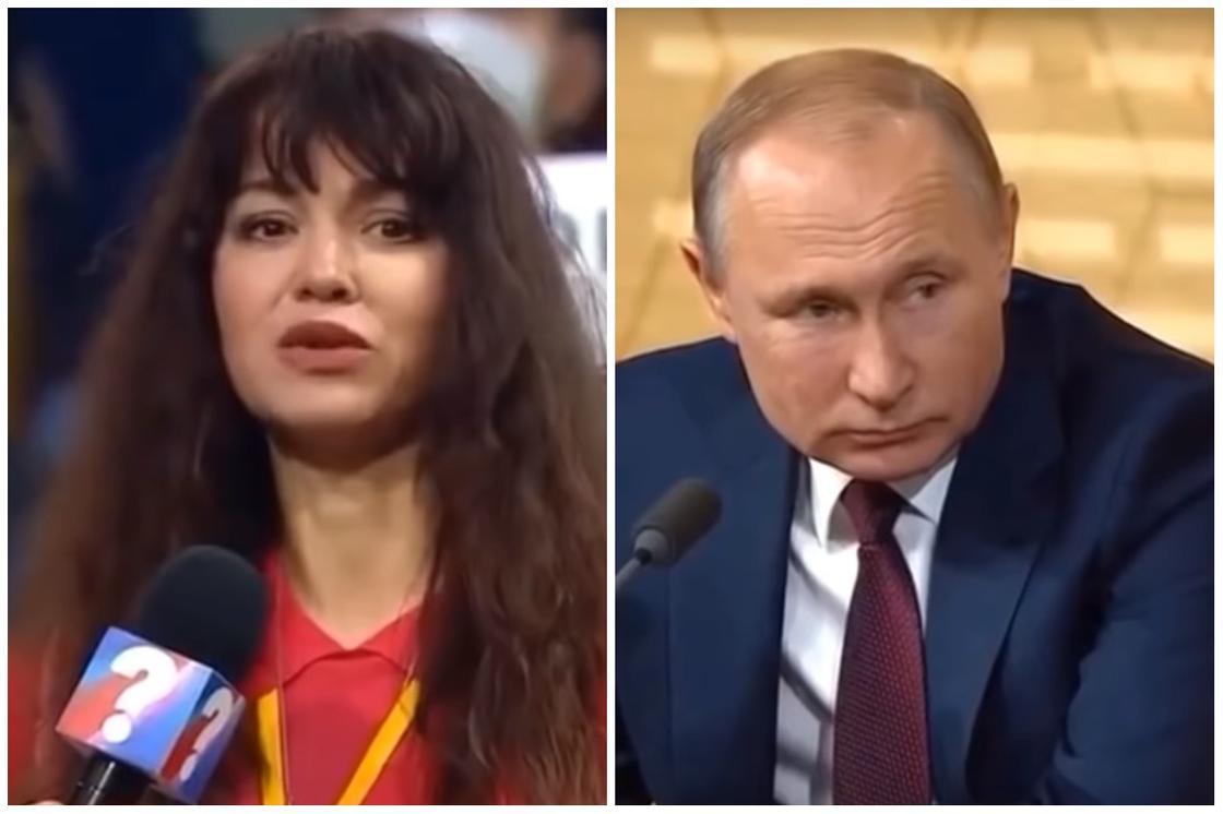 Ямальскую журналистку уволили за то, что спросила Путина о губернаторе