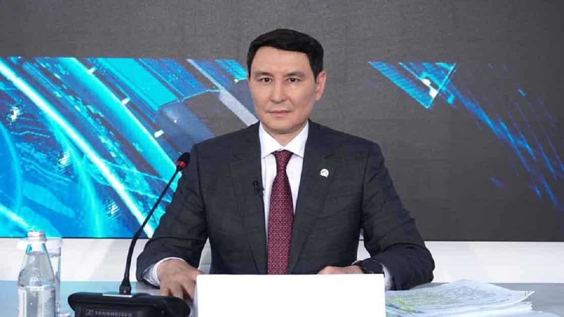 Қаржы министрі Ерұлан Жамаубаев карантинге кетті