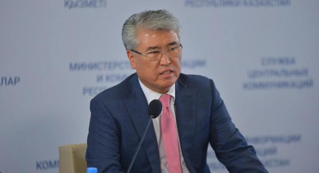 Токаев освободил Арыстанбека Мухамедиулы от должности министра культуры и спорта