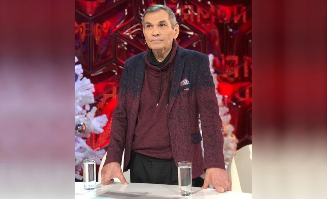 Бари Алибасов попал в психиатрическую клинику