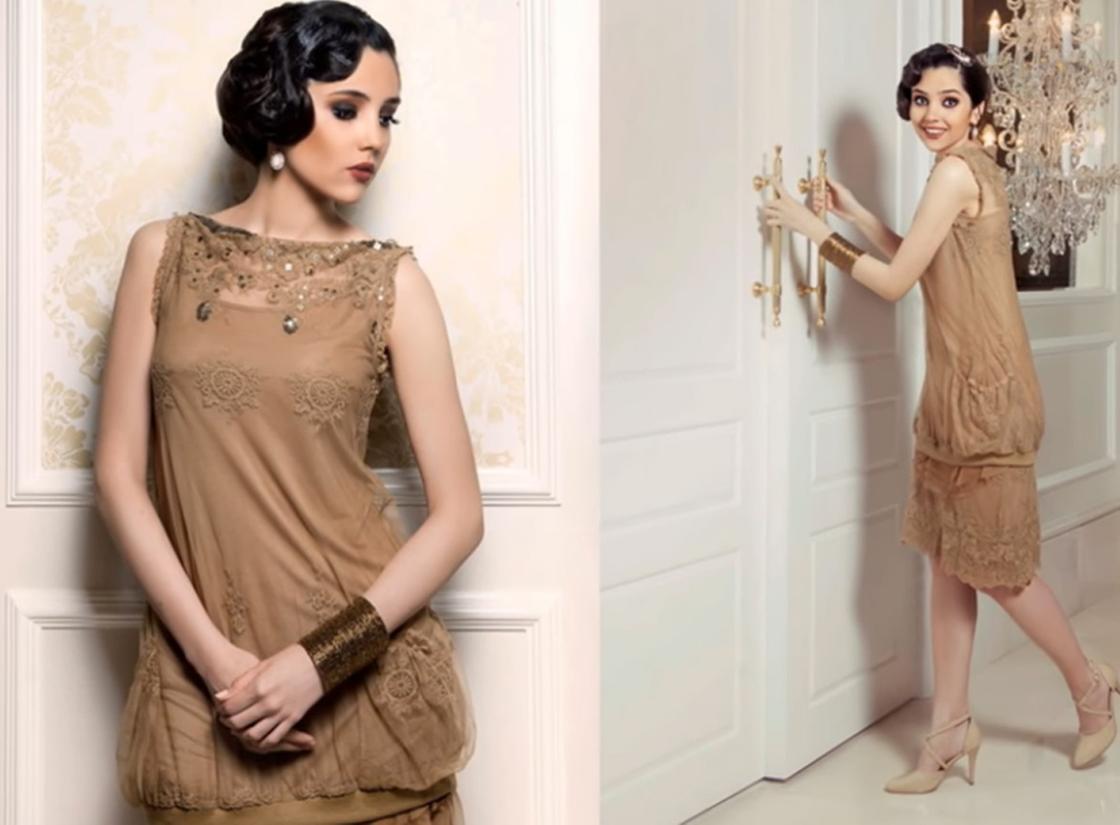 Платье 1920-х