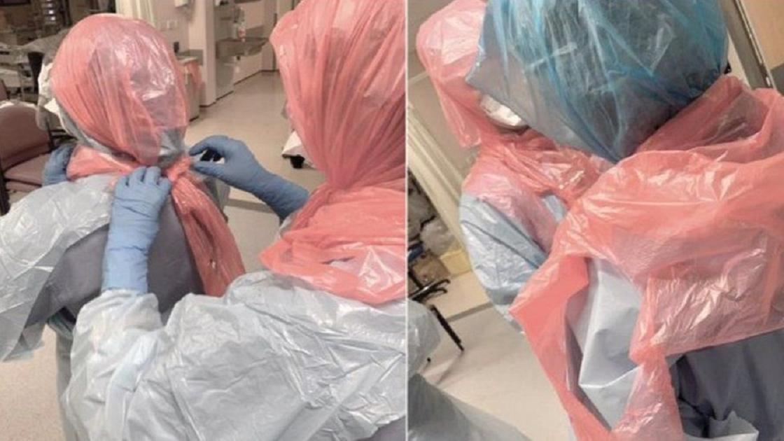 С мусорным мешком на голове. Рассказ врача, лечащего зараженных коронавирусом
