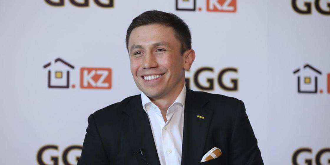 Геннадий Головкин DAZN келісімшартымен қанша табыс табатынын айтты
