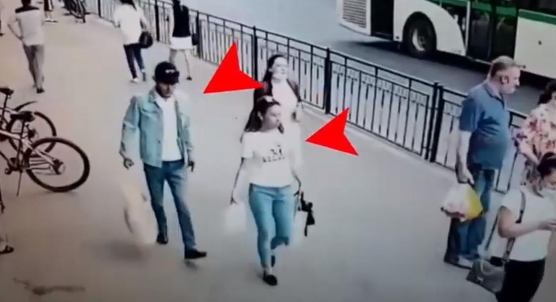 Видеодан кадр/Нұр-Сұлтан қалалық ПД