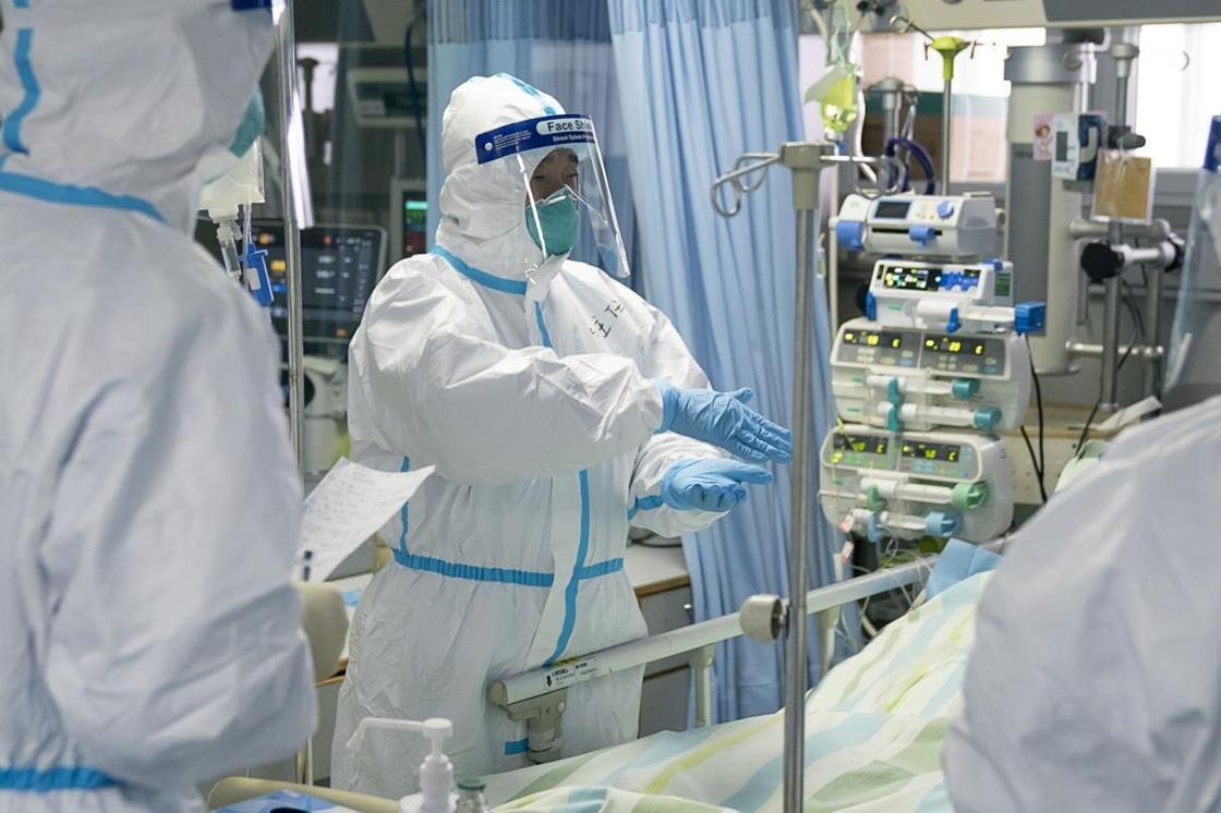 Больной коронавирусом умер в Туркестанской области