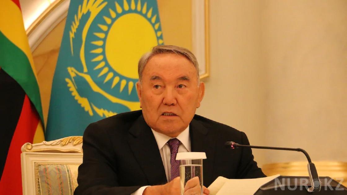 Появилось видео в честь Дня Первого Президента Казахстана