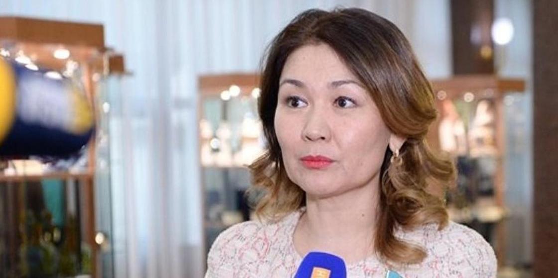 Судья в Верховном суде: что известно об Анар Жаилгановой