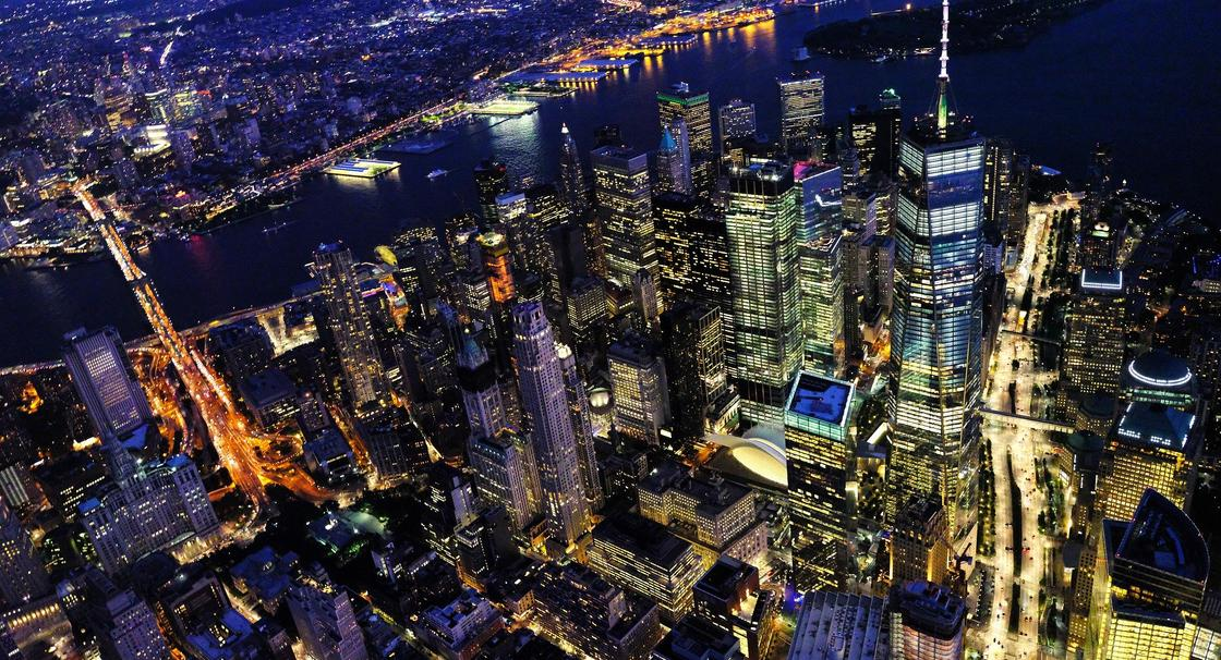 """Выходцы из СНГ не соблюдают карантин"": казахстанец показал опустевший Нью-Йорк"