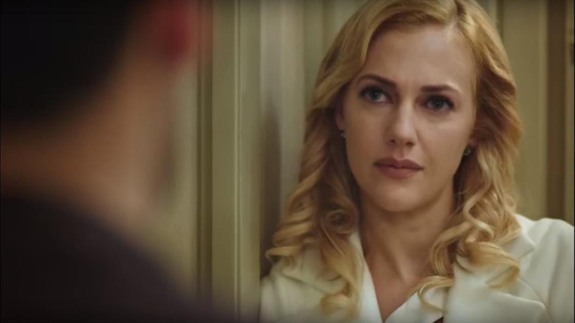 Мерьем Узерли в сериале «Королева ночи»