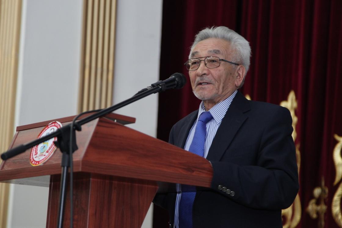 Торгельды Шарманов