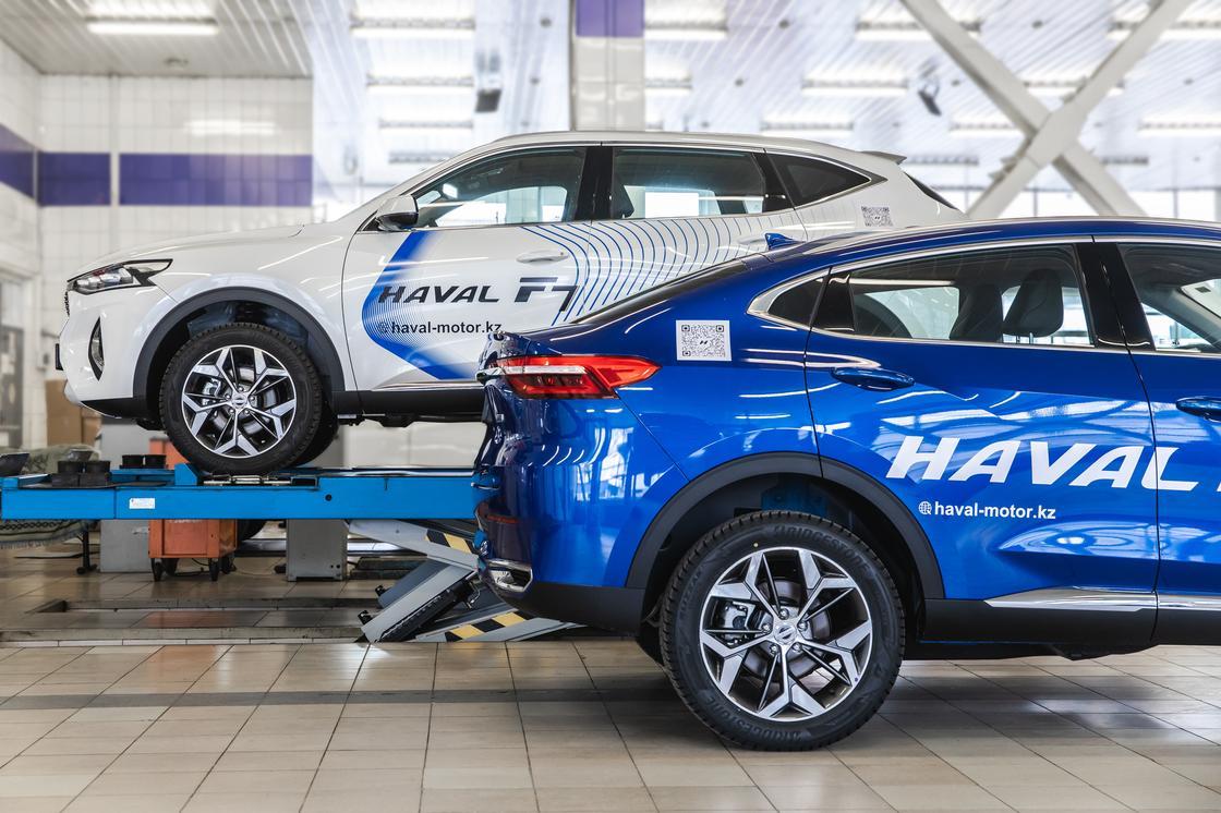 Haval Motor Kazakhstan