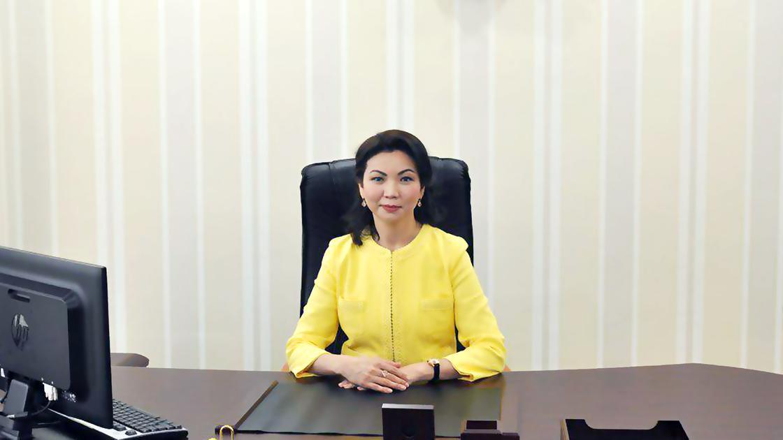 Айгуль Шаимова стала новым вице-министром национальной экономики