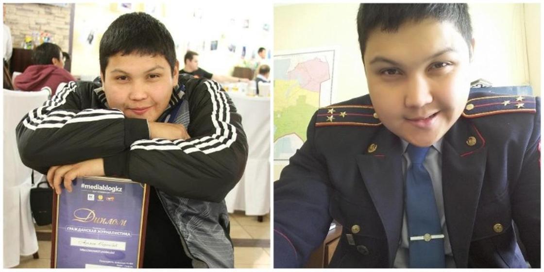 """15.06 """"Денег больше, нервов меньше"""": казахстанец рассказал о разнице работы в полиции и в здравоохранении"""