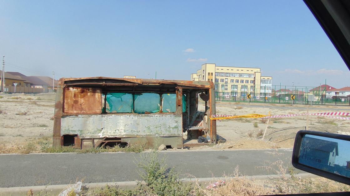 Стихийные свалки: Атырау два месяца будут очищать от скопившегося мусора