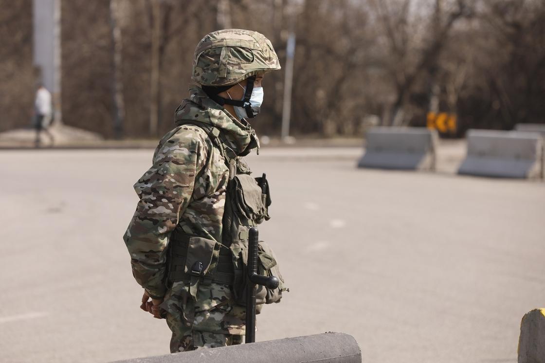 Алибек Атымтаев: Делается все, чтобы народ мог вернуться к обычной жизни