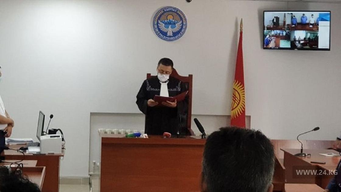 Алмазбек Атамбаев 11 жылға сотталды