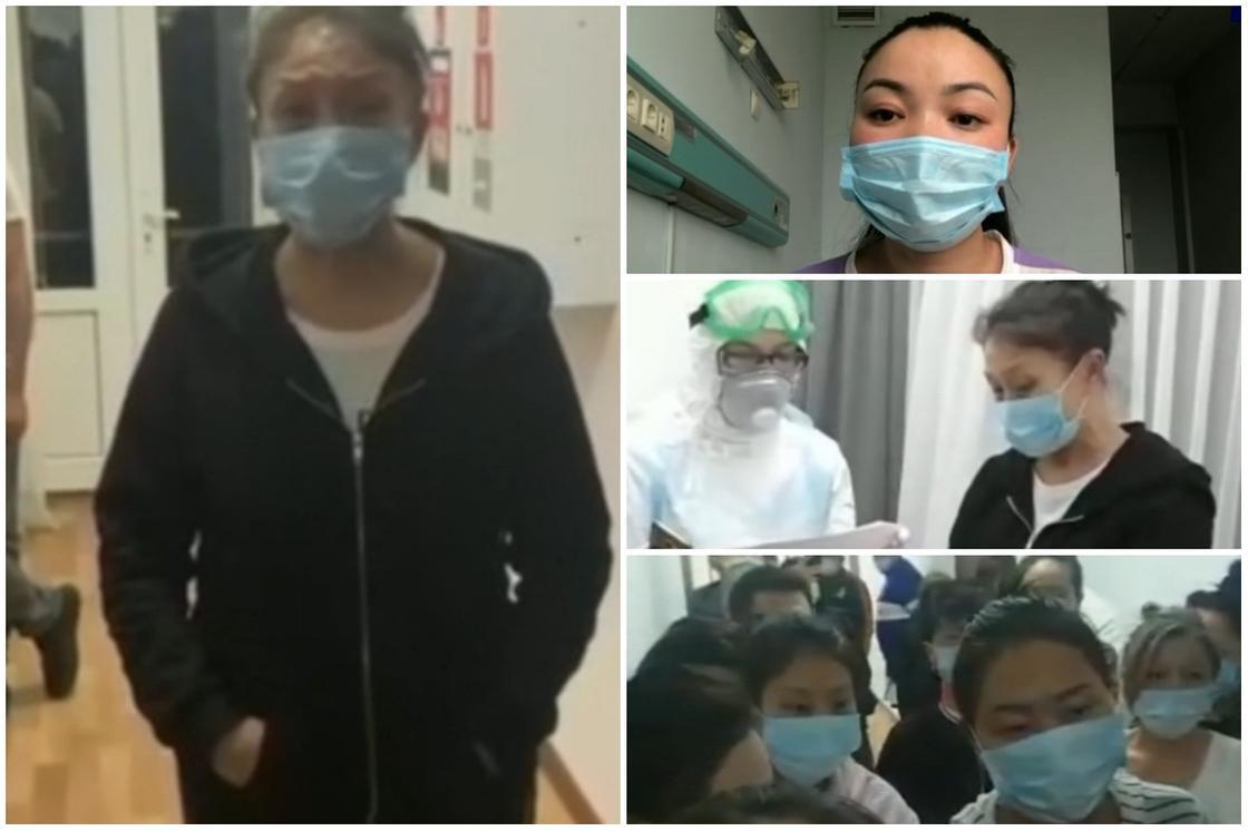 «Мы работали вслепую»: гинеколог больницы в Алматы, где заразились 182 медика