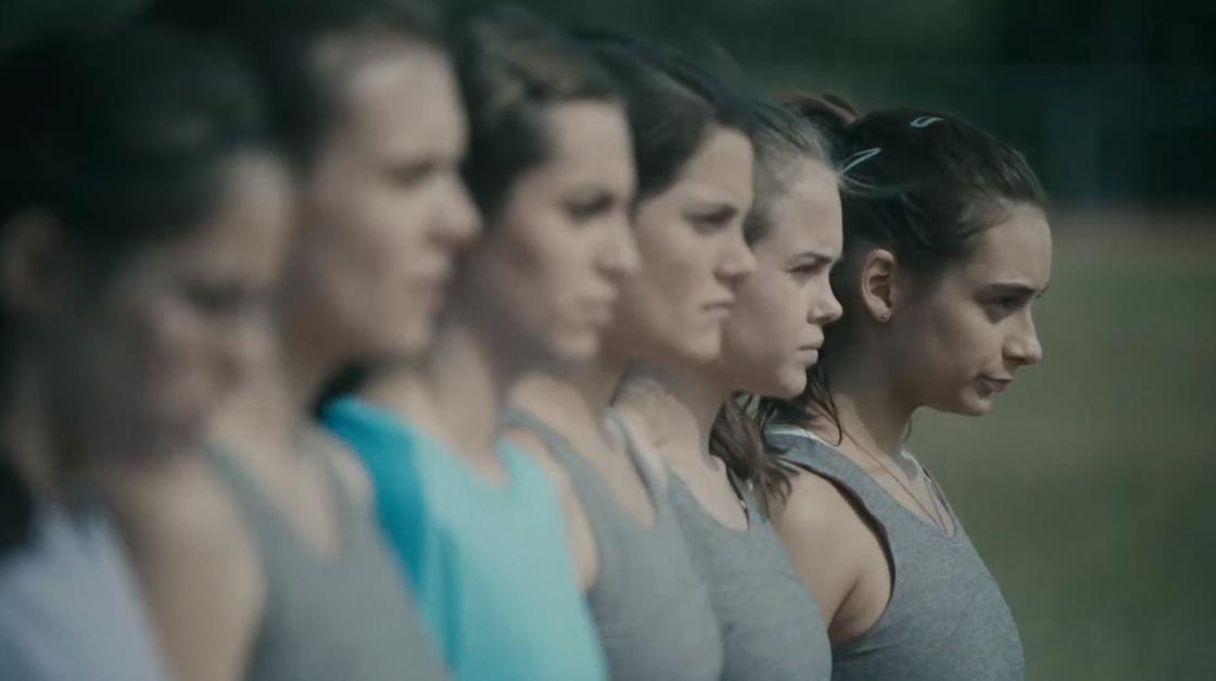 Кадр из фильма «Сара предпочитает бегать»