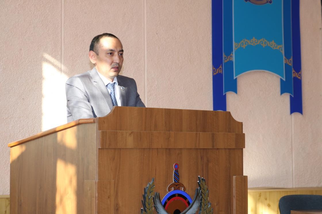 Руководитель Антикоррупционной службы Актюбинской области