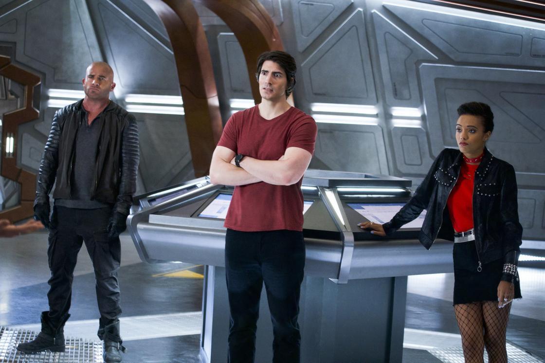 «Легенды завтрашнего дня» 5 сезон: трейлер, сюжет, описание