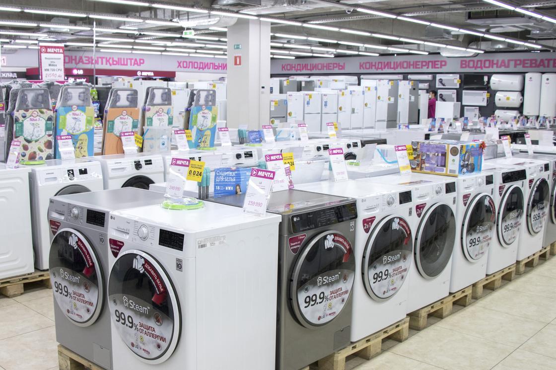 В честь открытия магазина «Мечта» подарит по 5 тыс тенге первым ста покупателям