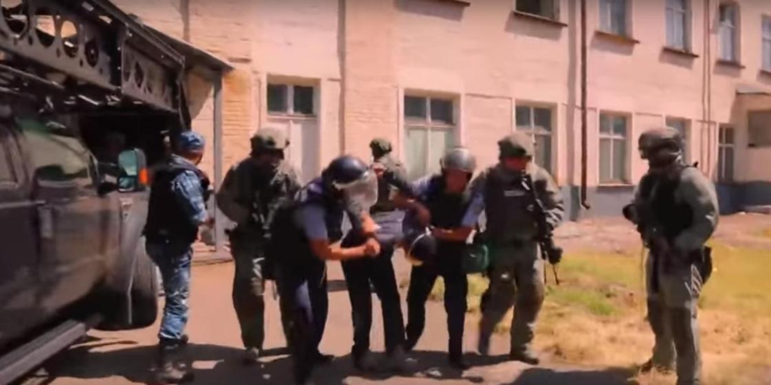 Более 100 терактов предотвратил КНБ Казахстана