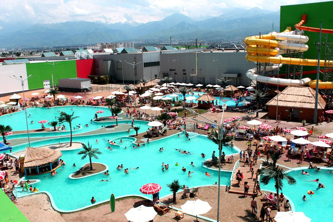 Miami Aquapark & SPA шумно отпраздновал год работы и открытие летнего сезона