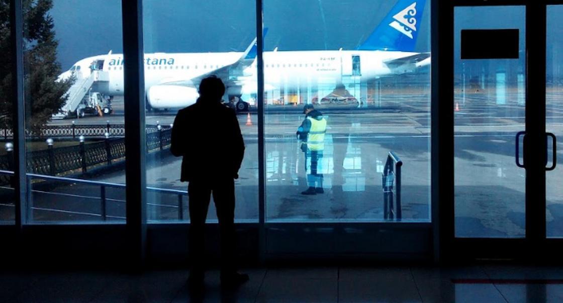 Самолет Air Astana не долетел до Пекина из-за технической неисправности