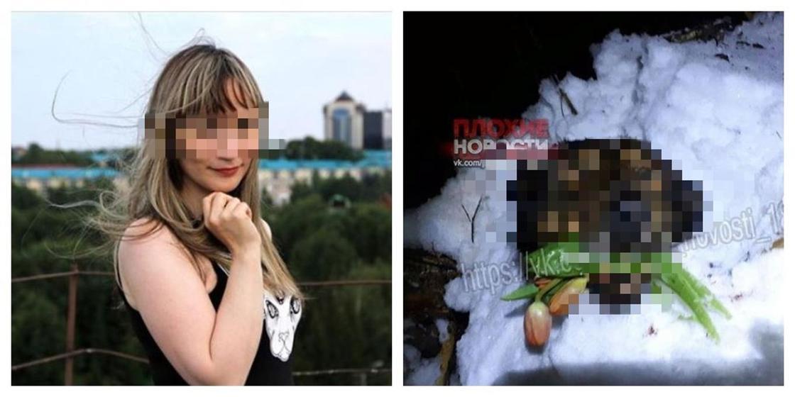 Женщина поздравила с 8 марта, опубликовав фото с отрезанной головой собаки