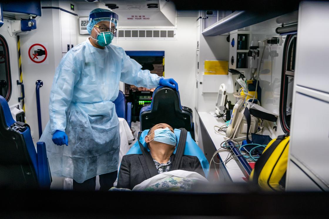 Узбекистан сумел обогнать Казахстан по количеству больных коронавирусом