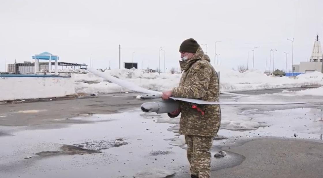 За нарушителями карантина в Казахстане теперь будут следить беспилотники