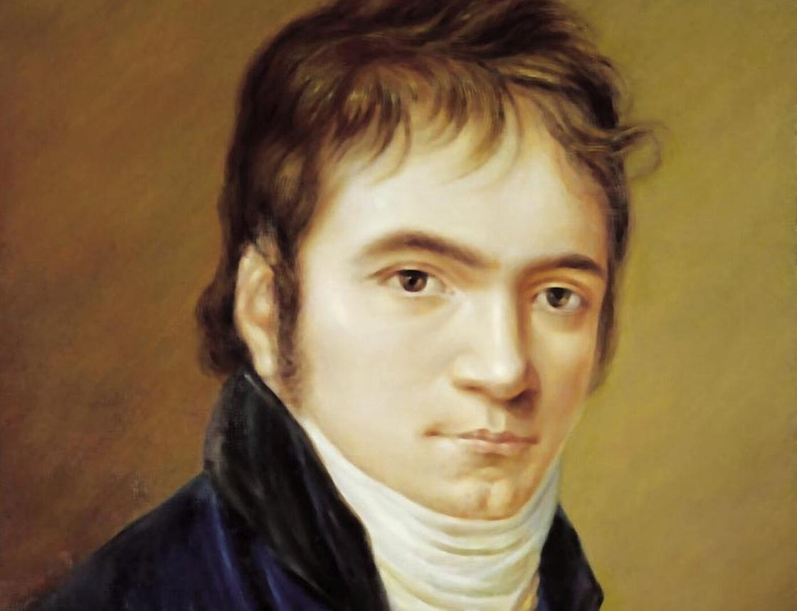 Молодой Бетховен