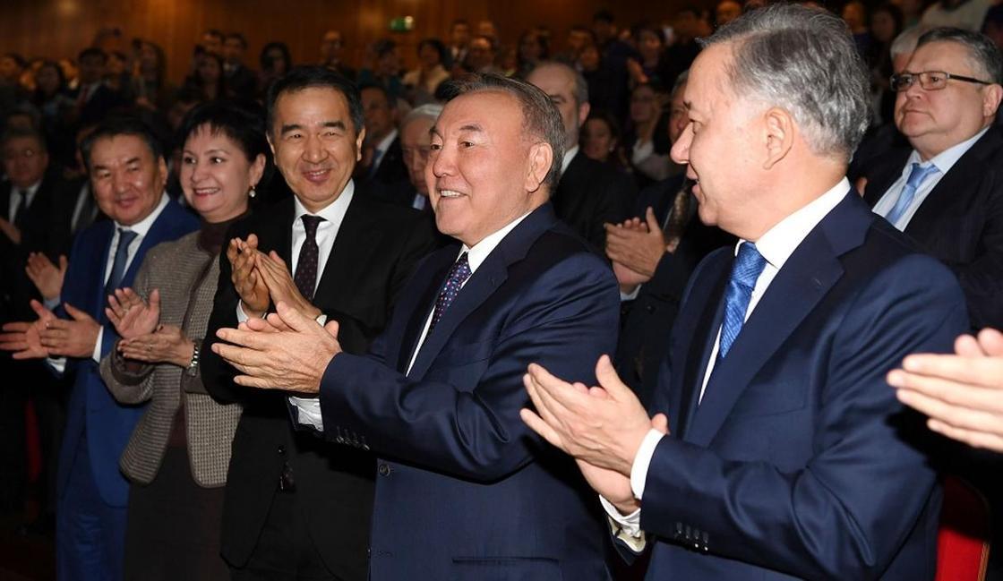 Новый фильм о Назарбаеве покажут казахстанцам (видео)