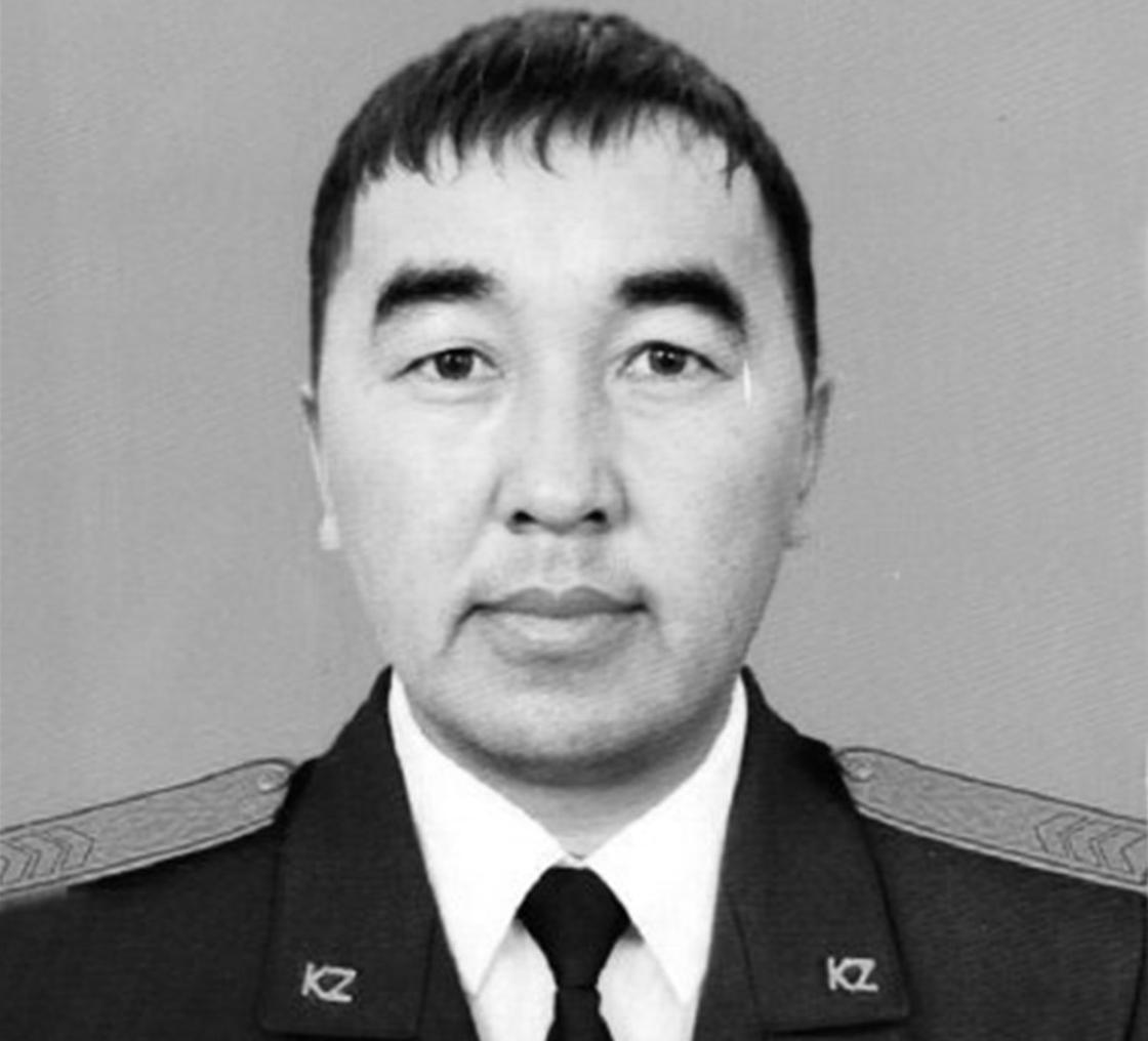 Сержант Марат Мешинбай