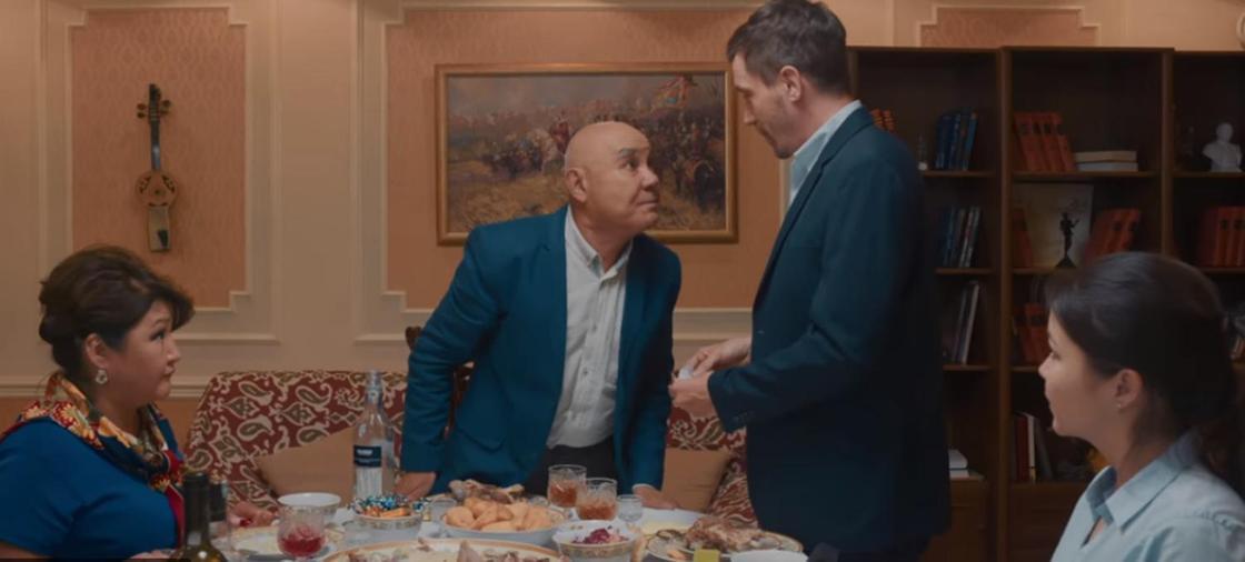 Казахские фильмы–комедии: «5 причин не влюбиться в казаха»