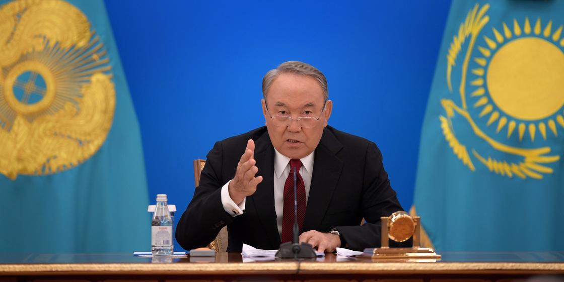 Назарбаев выступит сегодня с обращением к казахстанцам