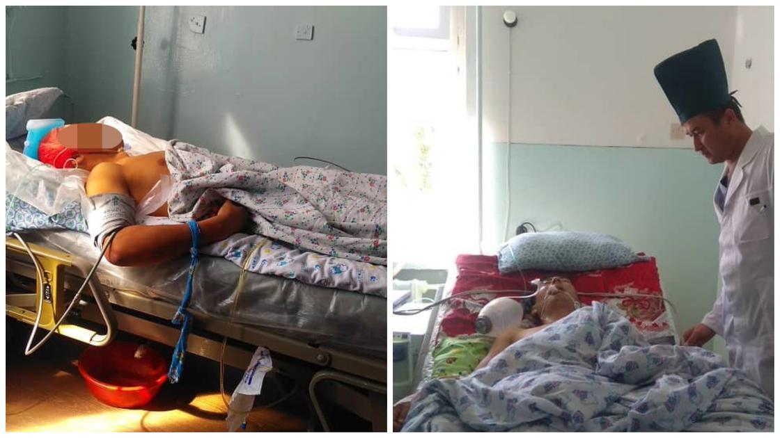 Перестрелка на границе Кыргызстана и Таджикистана: количество пострадавших растет