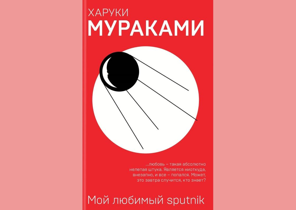 Обложка книги «Мой любимый sputnik»