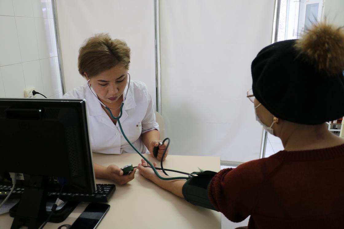 Как получить помощь по-новому в казахстанских поликлиниках