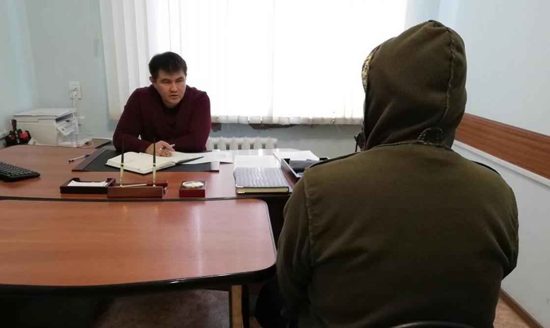 Закладчика синтетических наркотиков задержали благодаря горожанам в СКО