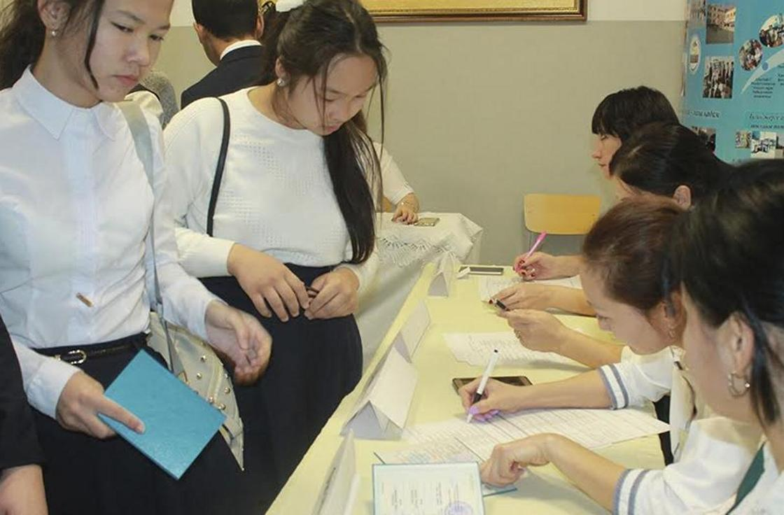 Как сельским школьникам из Казахстана поступить на грант в местные и зарубежные вузы