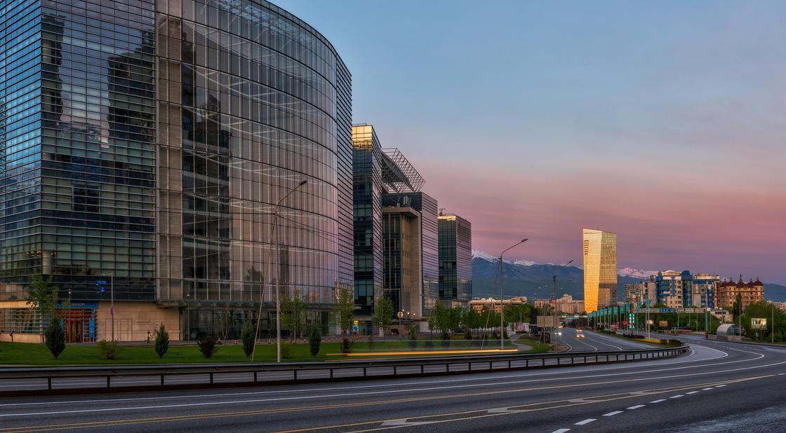 О реконструкции проспекта Аль-Фараби рассказали в акимате Алматы