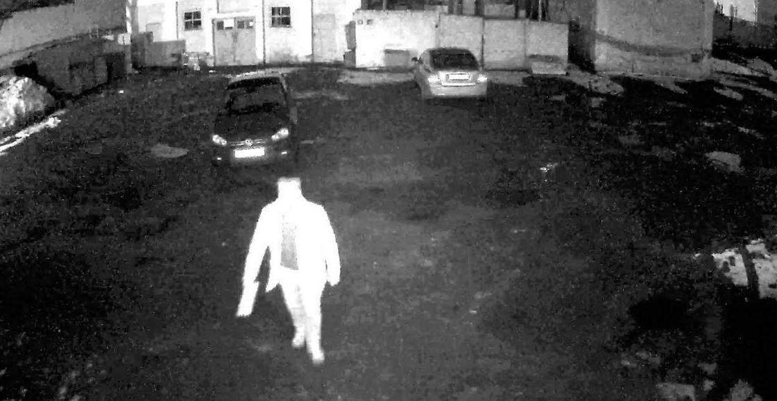 Уволенный работник поджег автомобиль предприятия в Кокшетау