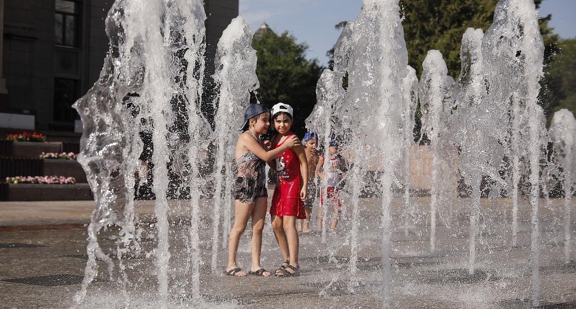 Погода в Алматы на 1 августа