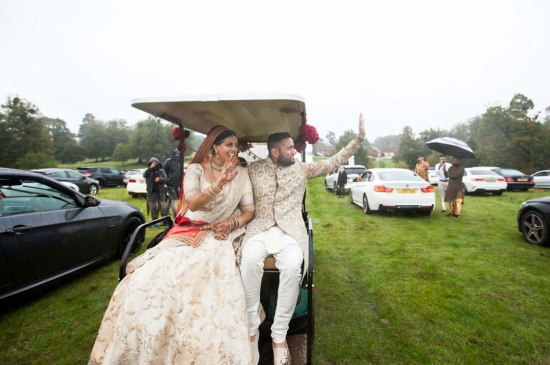Свадьба Великобритании