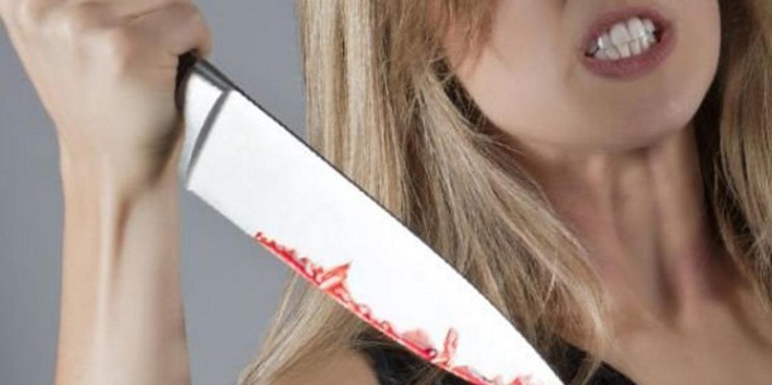 Не простила развода: жительница Караганды нанесла удар ножом бывшего мужа