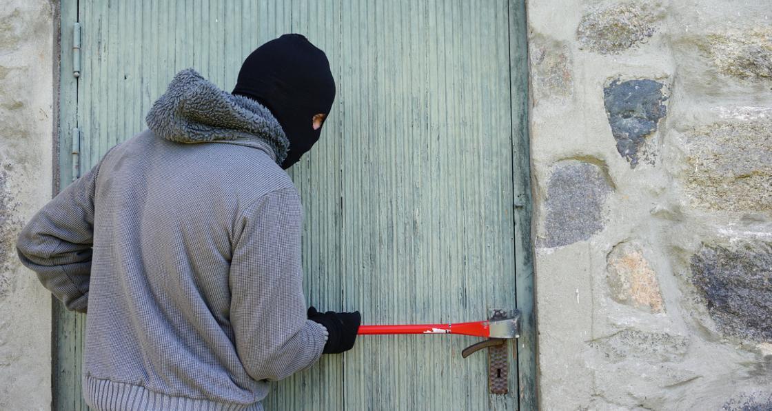 Группа воров грабила особняки в Акмолинской области