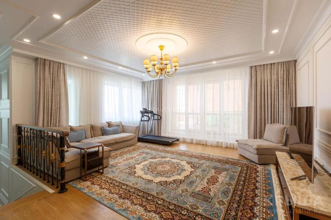Сколько стоят и как выглядят самые дорогие арендные квартиры в Алматы