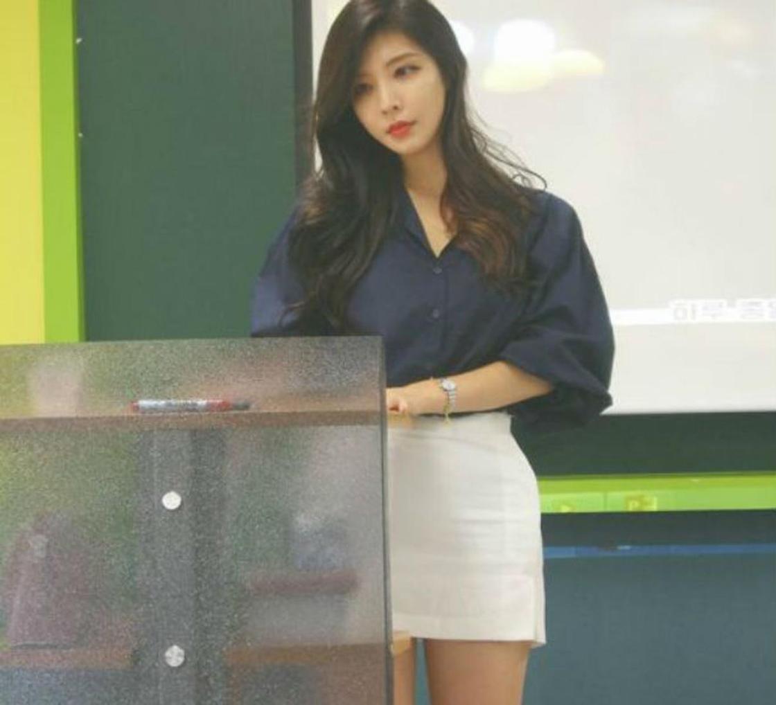 Самый сексуальный лектор Южной Кореи